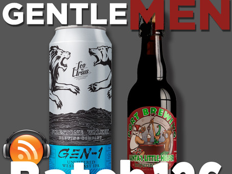Batch 126: Firestone Walker Gen 1 IPA & Port Brewing Santa's Little Helper