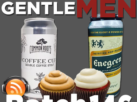 Batch 146: Craft Beer & Cupcakes w/ Enegren, Sierra Nevada & Common Roots