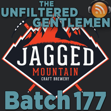 Batch 177: Jagged Mountain Brewery's Alyssa Thorpe