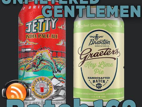 Batch 168: Pizza Port Jetty IPA & Braxton Brewing Graeter's Key Lime Pie