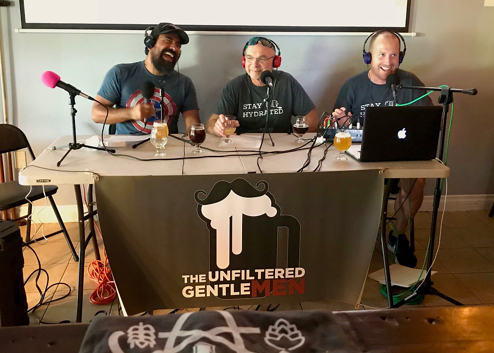 Live Recording of The Unfiltered Gentlemen
