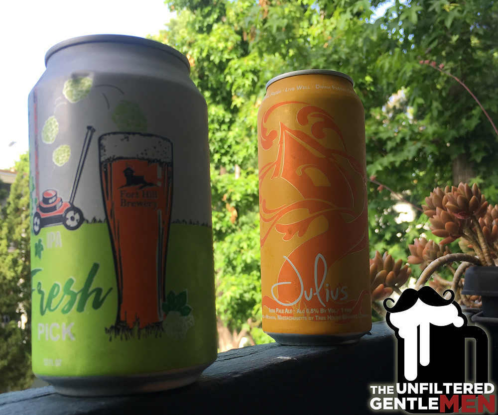 The Unfiltered Gentlemen Review For Hill Brewing's Fresh Pick IPA