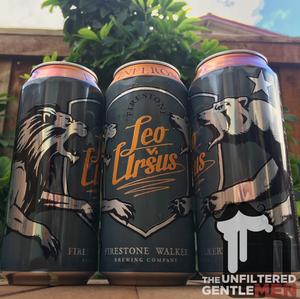 Firestone Walker's Leo V Ursus: Inferos on The Unfiltered Gentlemen Craft Beer Podcast
