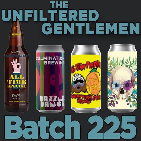 Batch225: Junkyard's Tag Team Partners, Culmination Dazzle Dance, M Special All Time, Kros Strain...