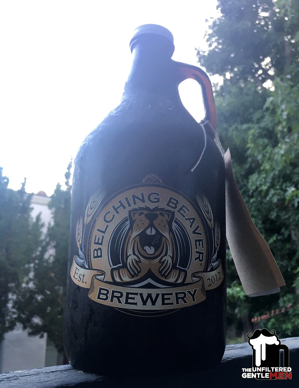 The Unfiltered Gentlemen review Belching Beaver Peanut Butter Milk Stout