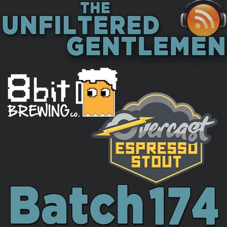 Batch 174: 8Bit Brewing True Brewmance & Oakshire Brewing Espresso Stout