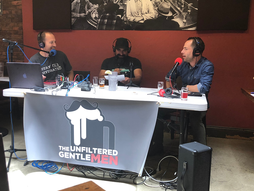 The Unfiltered Gentlemen Craft Beer Podcast with Barrelhouse 101