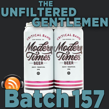Batch 157: Modern Times Critical Band & Shannon Brewing Mór IPA
