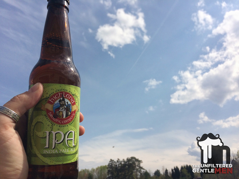 Dale Reviews Highland Brewing Company's IPA on The Unfiltered Gentlemen