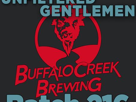 Batch 216: Buffalo Creek Brewing's Mike Marr