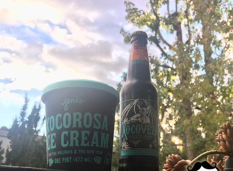 Batch 19: Beer Science Starring Stone Xocoveza and Ice Cream