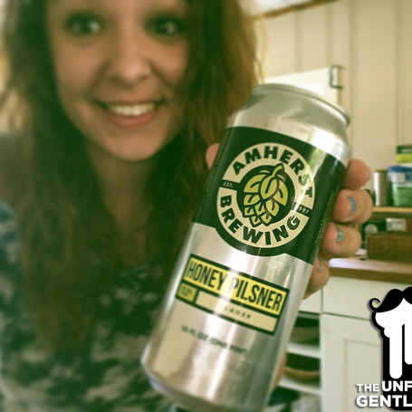 Batch 8: Amherst Brewing Honey Pils & Existential Beer Crisis