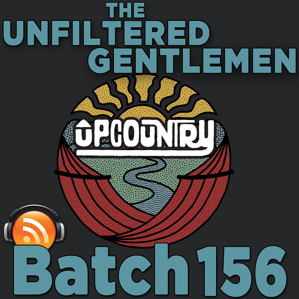 Listen to Batch 156 with John Cochran from UpCountry Brewing