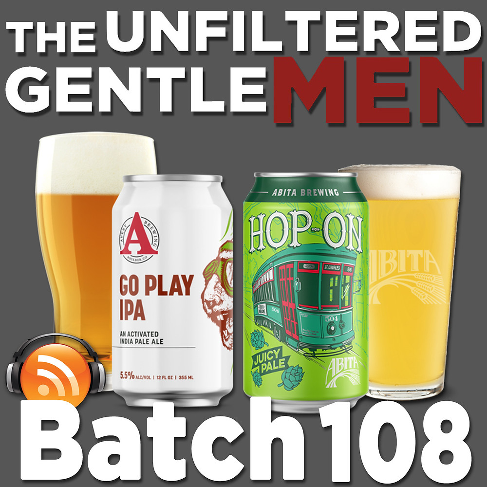 The Unfiltered Gentlemen Craft Beer Review Abita Brewing's Hop-On Juicy Pale Ale