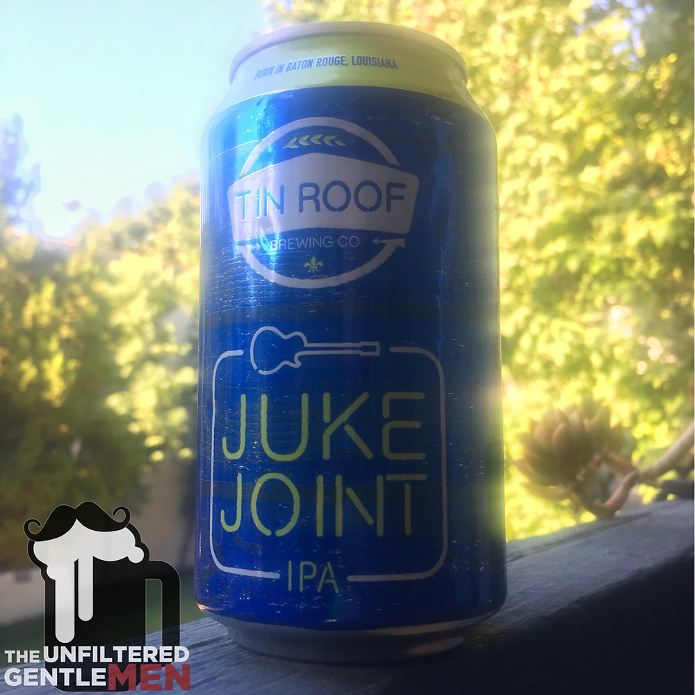 Tin Roof Brewing's Juke Joint IPA