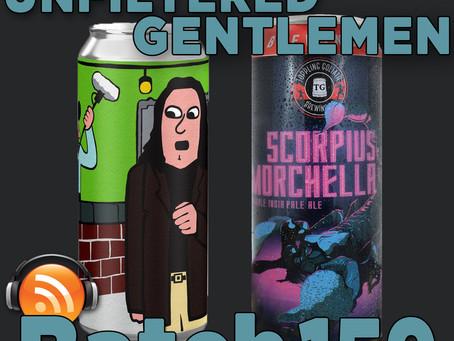 Batch 159: Mikkeller Brewing's Oh, Hi Murk & Toppling Goliath's Scorpius Morcella