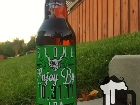 Batch 68:  It's The Beer Girl's Fall Beer, Stone Enjoy By 10.31.17 & Pumpkin Stuff