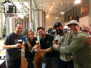 The Unfiltered Gentlemen Live at Enegren Brewing Company
