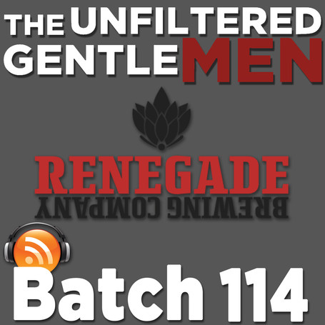 Batch 114: Renegade Brewing Company's Brian O'Connell