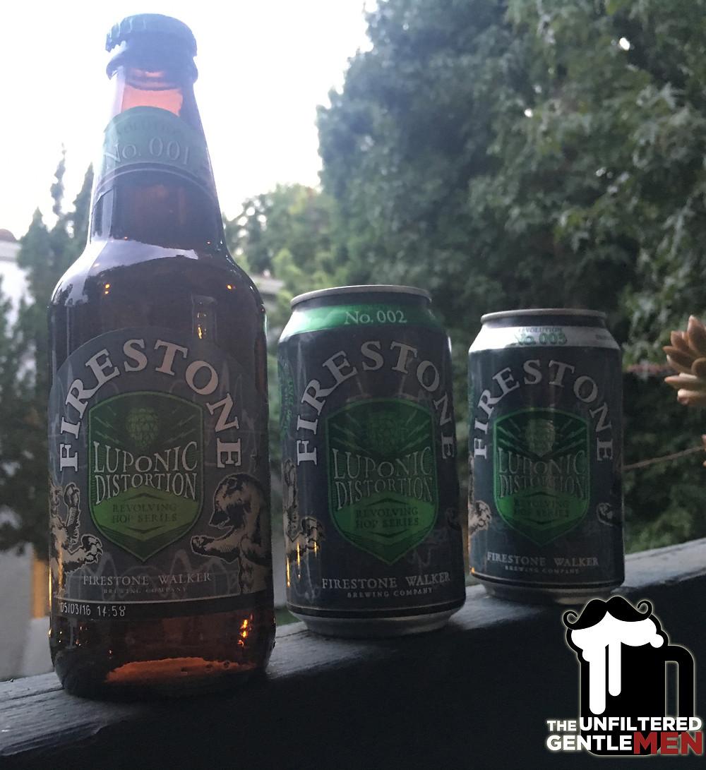 Firestone Walker Luponic Distortion Beer Science from the Unfiltered Gentlemen