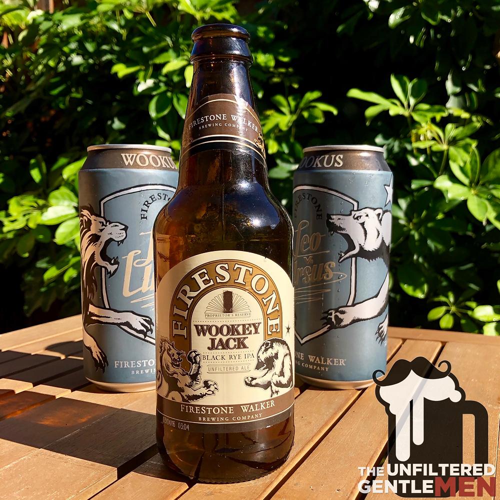 The Unfiltered Gentlemen Craft Beer Podcast with Firestone Walker