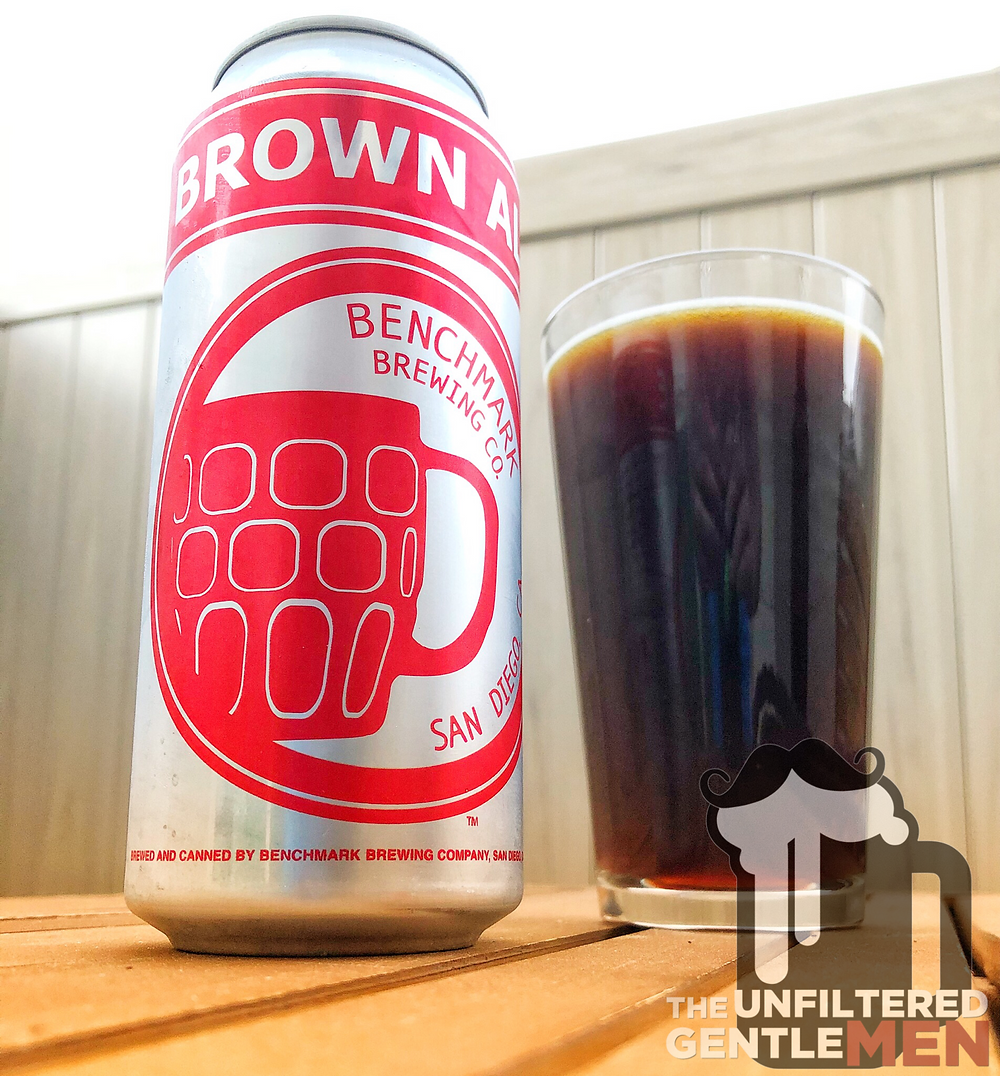 Benchmark Brewing Company's Brown Ale on The Unfiltered Gentlemen Craft Beer Podcast