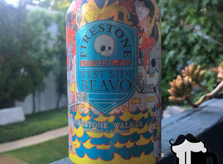 Batch 57: Firestone & Beavertown's West Side Beavo & The Beer Girl Goes To Pisgah