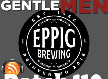 Batch 110: Eppig Brewing's Stephanie Eppig & Nathan Stephens