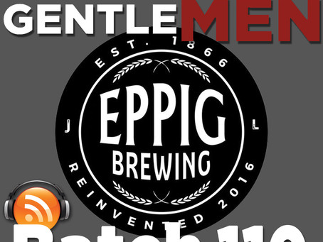 Batch 110: Eppig Brewing's Stephanie Eppig & Nathan Stephens