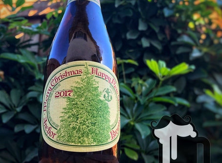 Batch 75: Anchor Brewing Christmas Ale & Will Scott Pour it Out