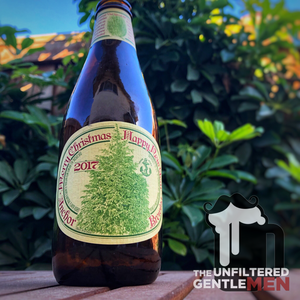 Anchor Brewing Merry Christmas Happy New Year 2017 The Unfiltered Gentlemen
