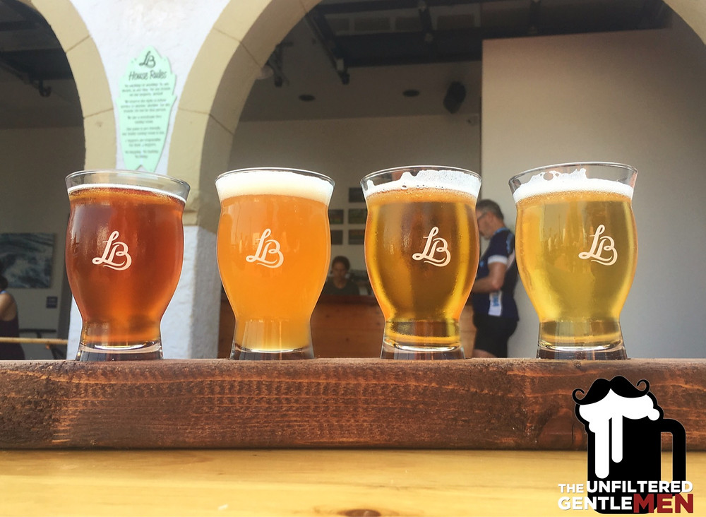 The Unfiltered Gentlemen at Leashless Brewing