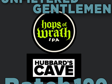 Batch 189: Dust Bowl Brewing's Hops of Wrath & Hubbard's Cave V38 IPA
