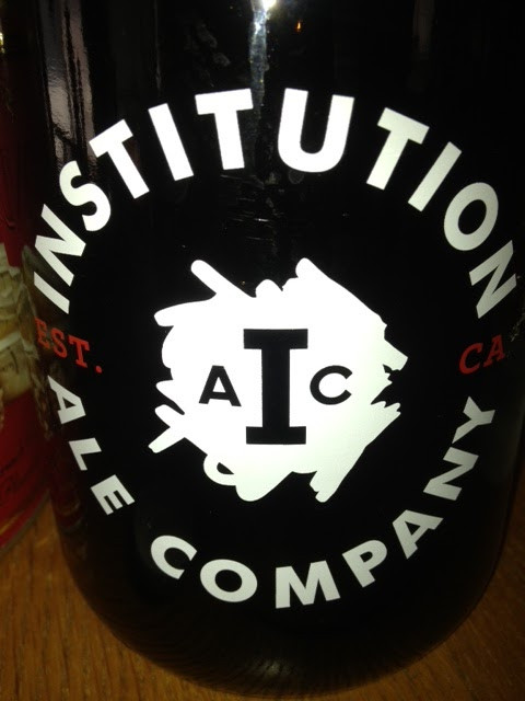 Institution Ale Company on The Unfiltered Gentlemen