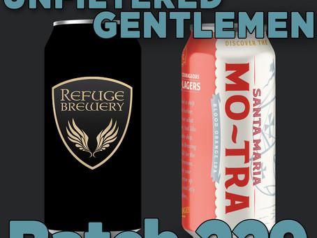 Batch229: Refuge Brewery Walk the Dog DIPA & Santa Maria Mo-Tra IPA
