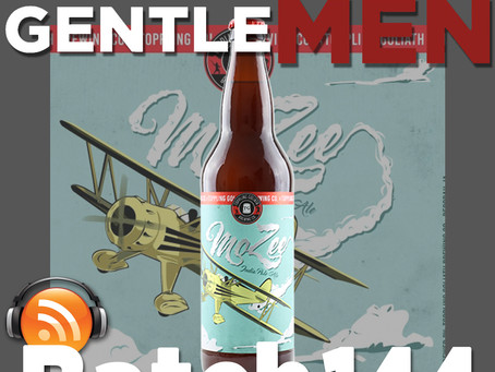 Batch 144: Toppling Goliath's Mozee IPA & North Coast Brewing's Cranberry-Quince