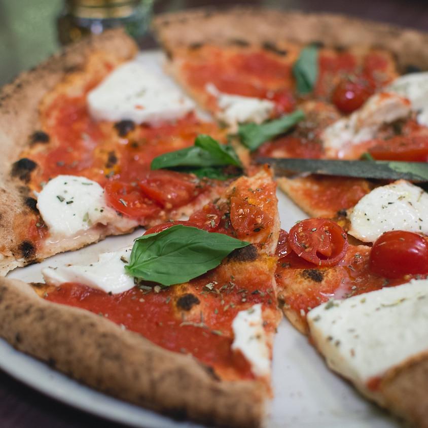 Artisan Pizza   Allie Elkin