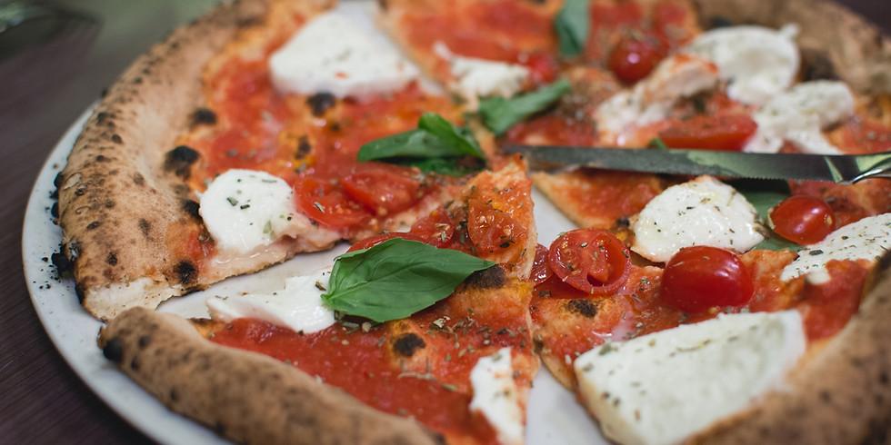 Essential Italian: Margherita & Mozzarella SATURDAY 4th APRIL