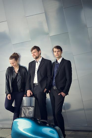 Trio d'or 2 / Thorbjørn Fessel