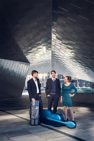 Trio d'or 1 / Thorbjørn Fessel