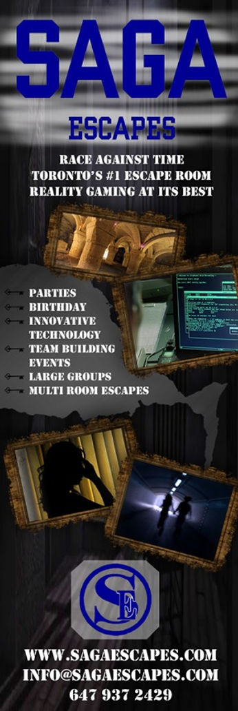 Escape Room Mississauga