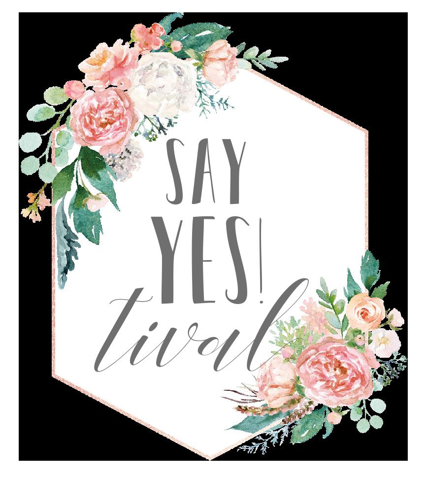SayYes!tival Logo
