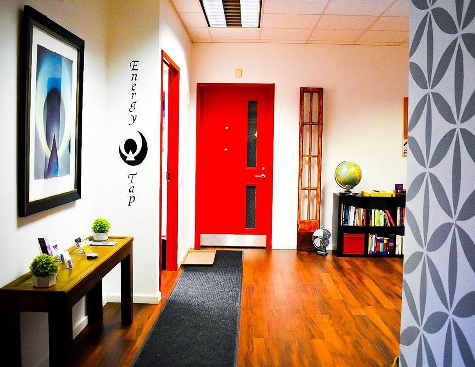 Hallway at the Hamilton Centre for Personal Development
