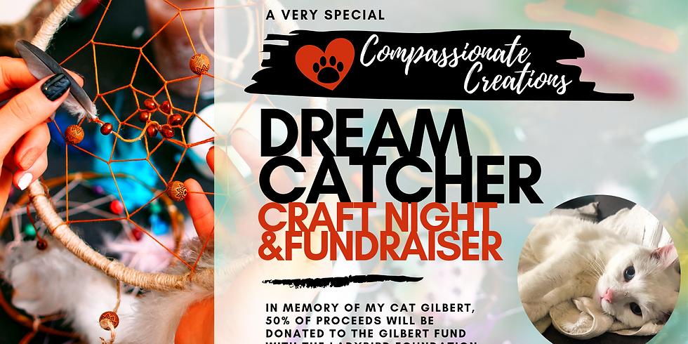 Making Dream Catchers | Fundraiser for the Gilbert Fund