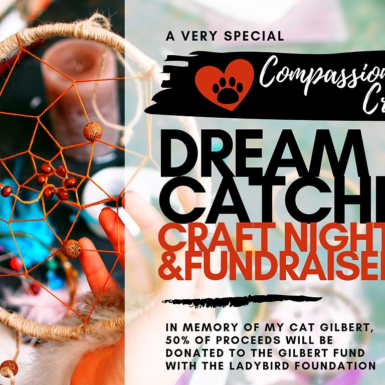 Making Dream Catchers | Fundraiser for Gilbert