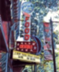 BlueMoon Sign