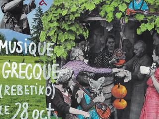 La fête de la Courge et de la Musique Grecque - ce samedi 28 oct 2017          infos ici!