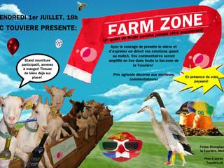 vendredi 1er juillet: Concours de commentaires @ fan-zone - la Touvière