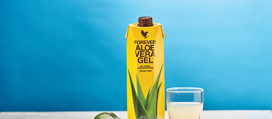 PULPE D'ALOE VERA - Forever buvable