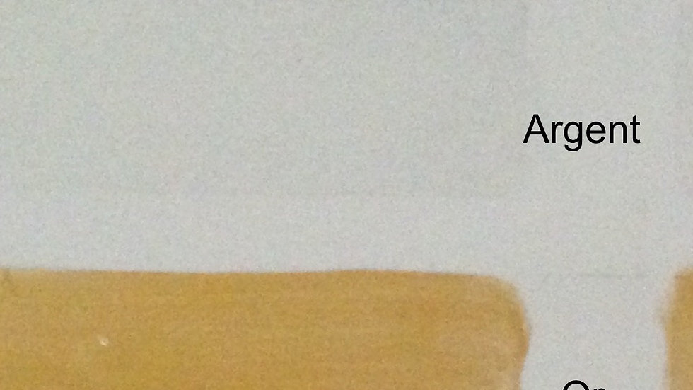 UltraMetallic - Blanc Argent